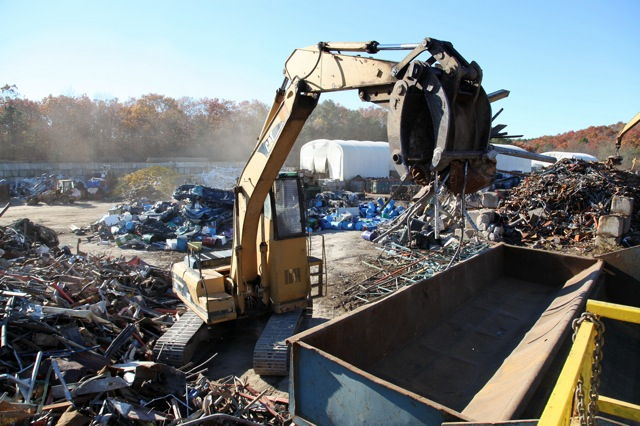 Metal Recycling Company