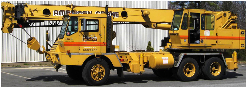 Crane Company Fined $120,000 After Worker Permanently Injured