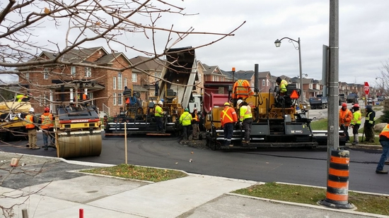 Vaughan Paving Fined $125,000 After Worker Fatally Injured by Equipment